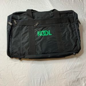 Kool cigarette duffel bag